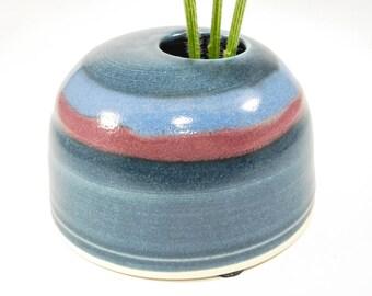 Ikebana - Japanese Flower - Japanese Flower Pot - Vase Ikebana - Vessel Ikebana - Ikebana Pot - Ikebana Stand - Ikebana Ceramic - In Stock