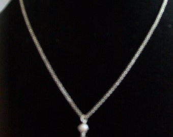 Necklace very fine Silver 925 chain