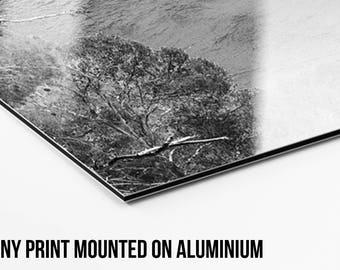Any Design Mounted on Aluminium