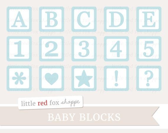 cute block letters