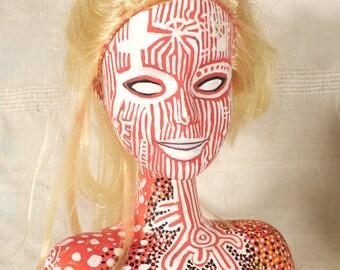 Voodoo Futurism : Pomba Gira - girls world