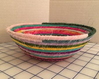 Fabric Bowl, round