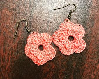 Fleur Crochet Earrings