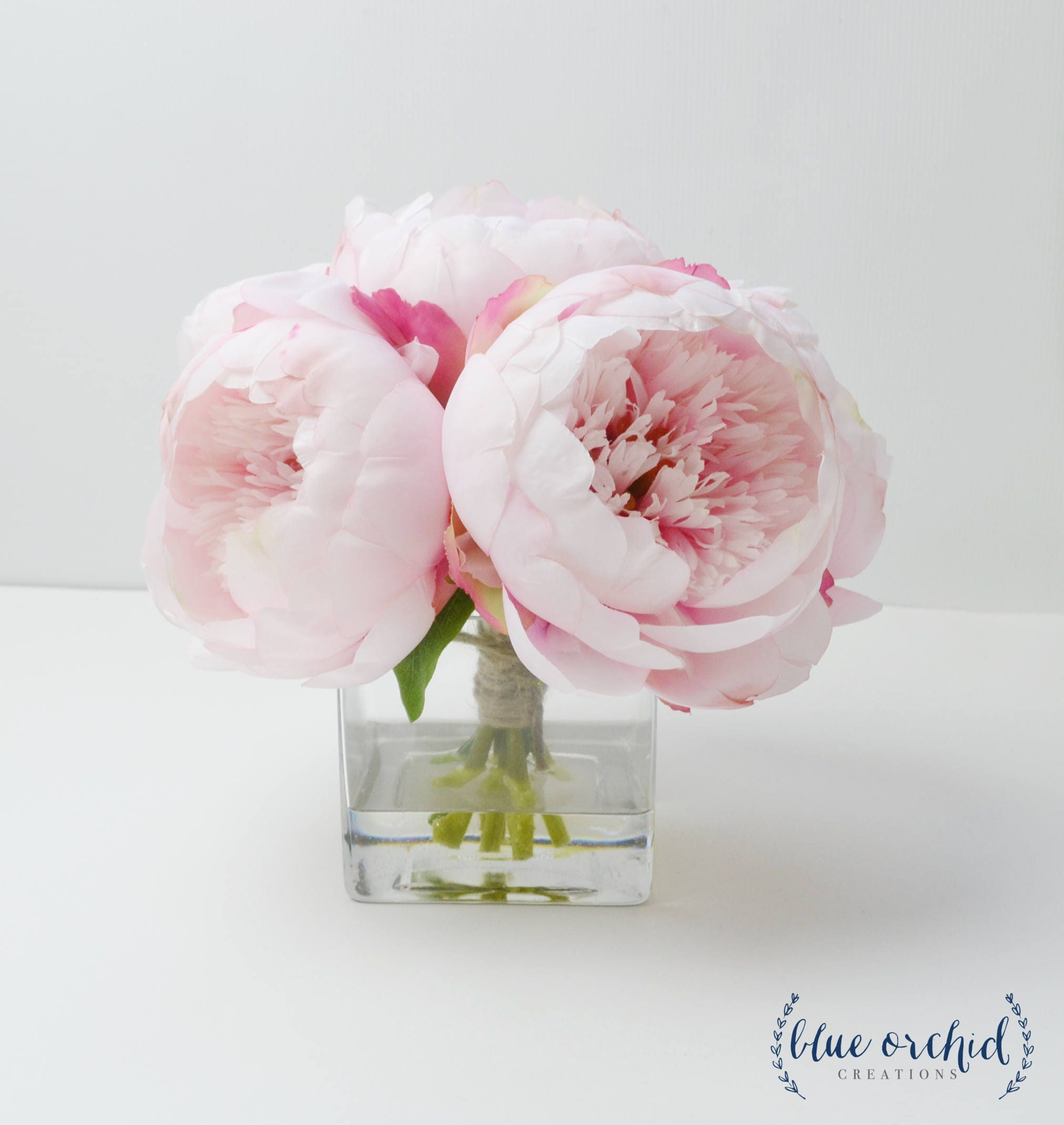 Mother ideas peony artificial flowers fashion colorful diy peony artificial flowers peony arrangement silk peonies flower arrangement silk mightylinksfo