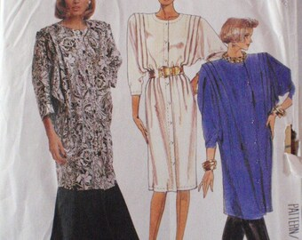 McCall's 3326 Sewing Pattern - Dress or Tunic, Skirt and Pants - McCalls 3326 -  Size Extra Large (22 - 24), Bust 44 - 46, Uncut