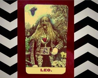 LEO TAROSCOPE READING- by Cosmopolitan's tarot expert, via email/pdf