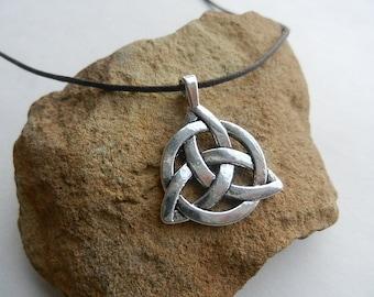 Male symbol necklace etsy mens necklace triquetra celtic pendant male necklace spiritual necklace celtic symbol necklace mozeypictures Gallery
