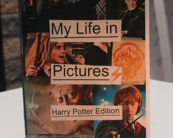 My Life in Pictures - Harry Potter Ed.