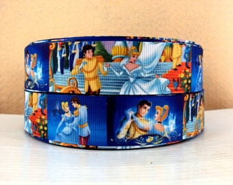 5 YDS Cinderella Princess Ribbon