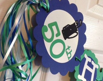 50th Birthday Decorations Golf Theme Party Ideas Personalization Available