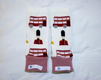 London Baby Leg Warmers | Baby Leggings | Toddler Leggings | Baby Gifts | Leggings | Baby Pants | Gender Neutral | England | London Bus