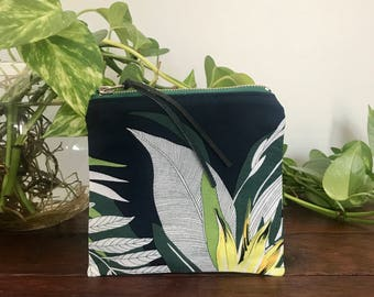 Bird of Paradise Coin Purse (small)