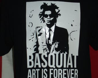 Basquiat Art Tee