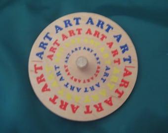 Art Art Art Art Spinner / 1985