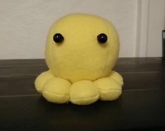 Mini Octopus Plush
