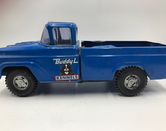 Buddy L Kennels tou truck-Great Blue!