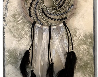 Small custom made dream catcher