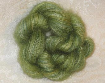 SALE - Silk - Kid Mohair Laceweight Yarn