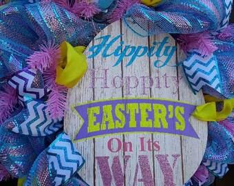 Hippity Hoppity Easter's on it Way
