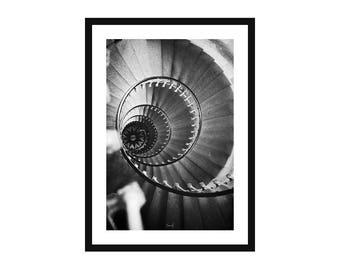 The whale Lighthouse • Art • Ile de Ré photography