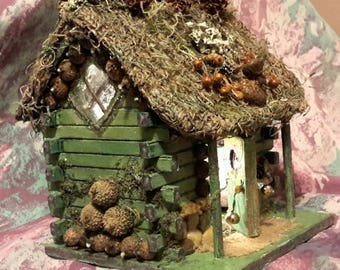 Little House for Fairies PRICE REDUCED