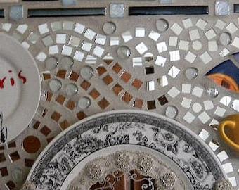 Paris Cafe Mosaic