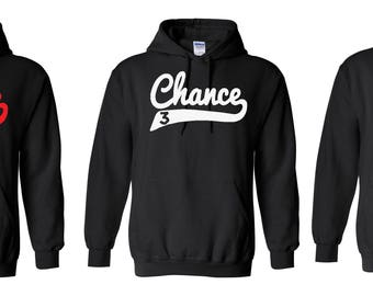 Chance The Rapper Favorite 3 Shirt