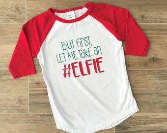 But First let me take an Elfie