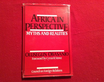 Africa Perspective Myths and Realities.