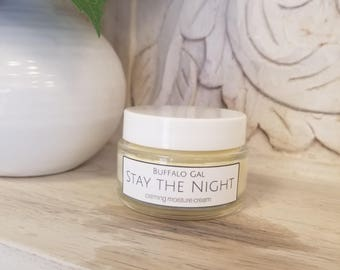 Organic Night Cream // STAY the NIGHT CREAM