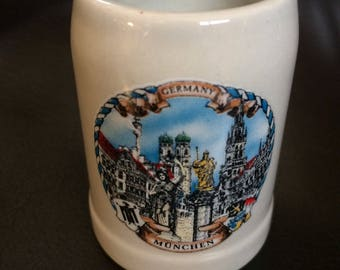 Mini mug from Munchen, Germany