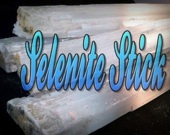 Selenite Stick