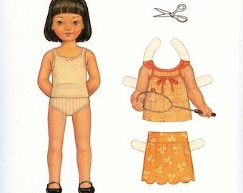 Oliver + S Badminton Skort, Top, and Dress Pattern