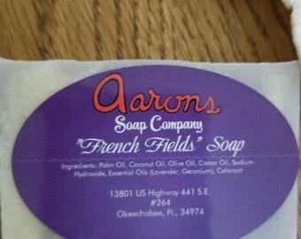 Aaron's Handmade Soaps