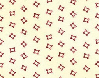 Heirloom Shirting 7584 - 2 Blue Hill Fabrics
