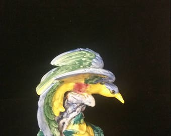 Vintage Stangl Pottery Bird of Paradise