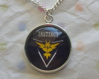 Pokemon Go! Instinct necklace