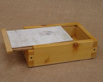 Rustic Pencil Box or ???