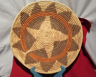 Harvest Southwest Pueblo Basket 16""