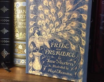 """Pride & Prejudice Book cover for Kindle Fire, iPad Mini or other 6""""-8"""" tablets"""