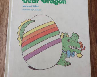 Happy Easter, Dear Dragon by Margaret Hillert Illustrated by Carl Kock p. 1981