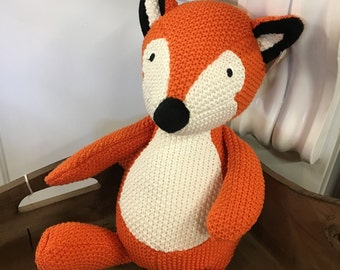Freddy Fox Soft Toy