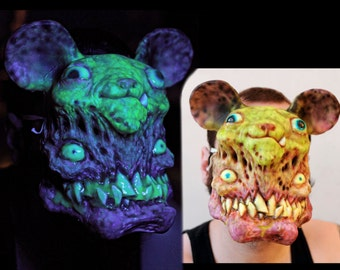 Sagdylion UV reactive mask by Cig Neutron