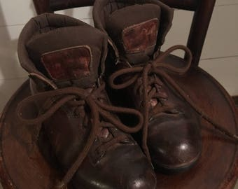 Vintage Asolo Hiking Boots Women's 7.5