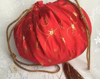 Hermione Inspired Cosmetic Bag/Handbag