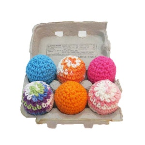 Squeaker Easter Egg Dog Toys - Set of 3 - Choose Your Colors