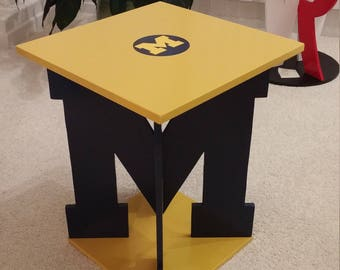 University of Michigan Table