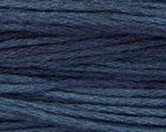 2104 Deep Sea - Weeks Dye Works 6 Strand Floss