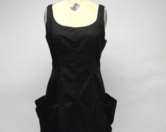 Pocket Hem Dress