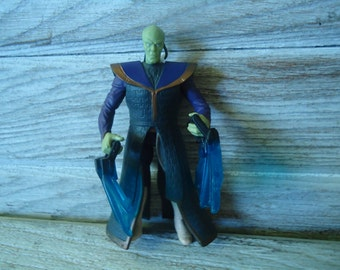 Prince Xizor action figure - Star Wars action figure - Vintage Star Wars - Action figures - Prince Xizor - Shadows of an Empire, Vintage toy